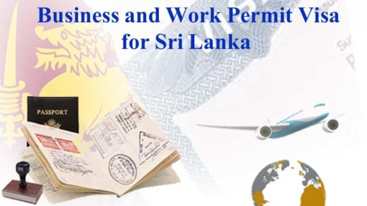 Business Visa for Sri Lanka