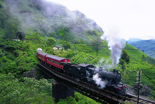 4 Tips To Travel By Train In Sri Lanka