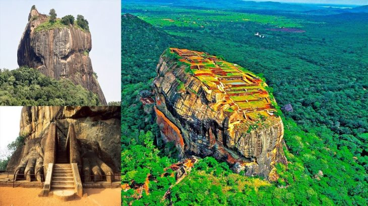 Interesting Facts About Sigiriya Sri Lanka