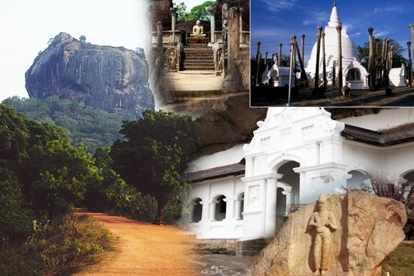 Famous Ancient Cities Of Sri Lanka