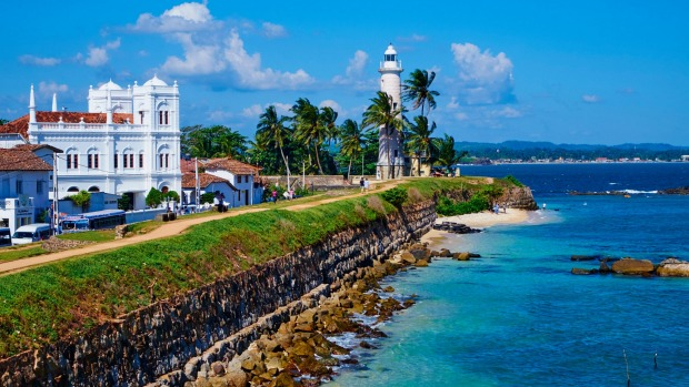 Sri Lanka: Galle Fort, Travel Guide And Things To Do