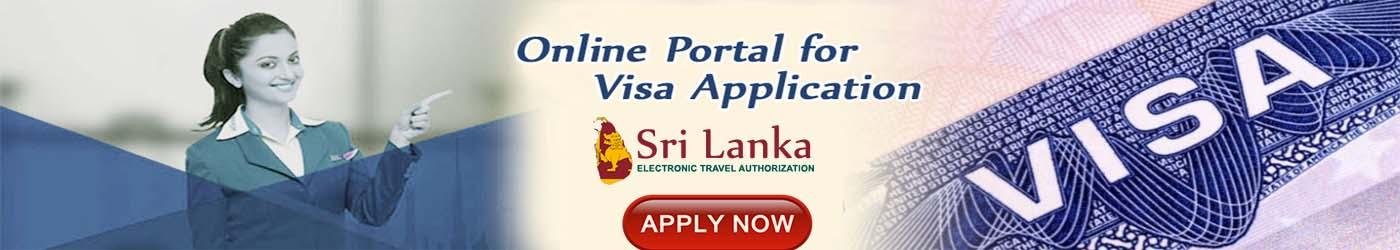 Apply Online Sri Lanka visa